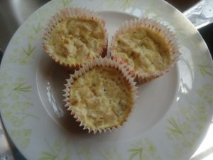 Tuna and Feta Egg Muffins