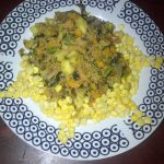 CousCous and Potato Pottage