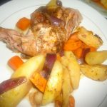 Chicken and Potatoes Recipe