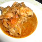 Chicken in Cumin Sauce Recipe