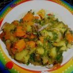 Potato and Carrot Pottage