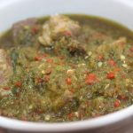 green sauce recipe