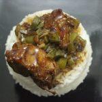 pork in oyster sauce