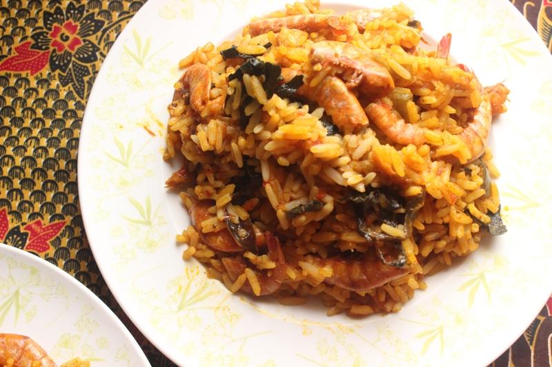Aunty Ngozi's Native Jollof Rice