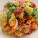 Potato Pottage with Smoked Sausage
