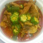 Palm Fruit Soup
