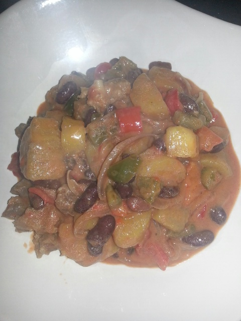 Beef and Plantain Medley Recipe