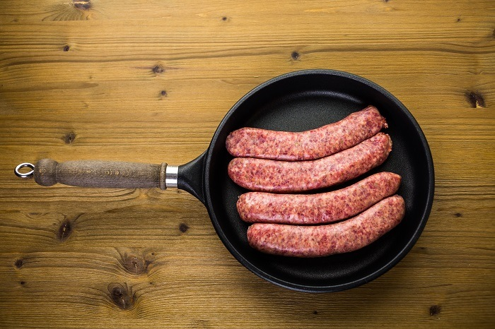 how to cook italian sausage in the oven