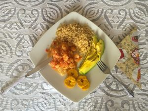 Tilapia with Coconut and Shrimp: A Caribbean Meal in Under an Hour
