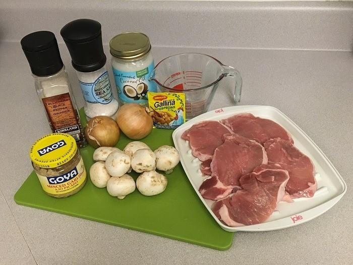 ingredients-pork