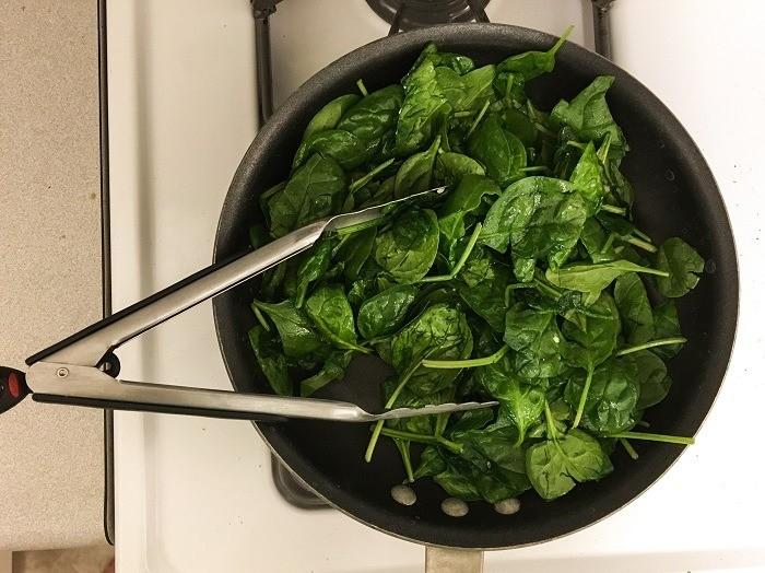 prep-spinach