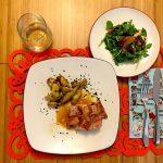Roasted Mustard Pork Loin
