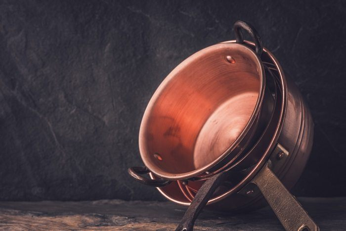 copper pans reviews