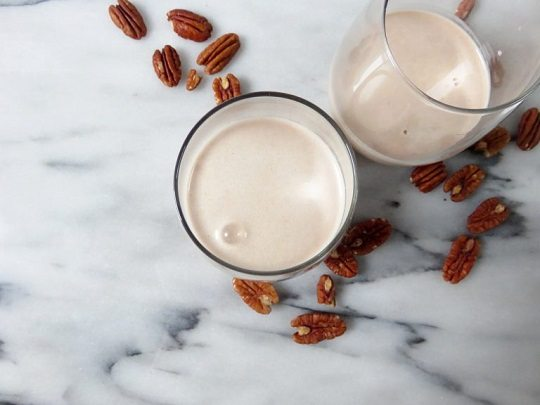Pecan Milk by The Toasted Pine Nut