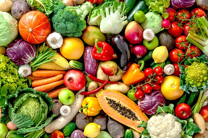 fruitful fruit and vegetable diet