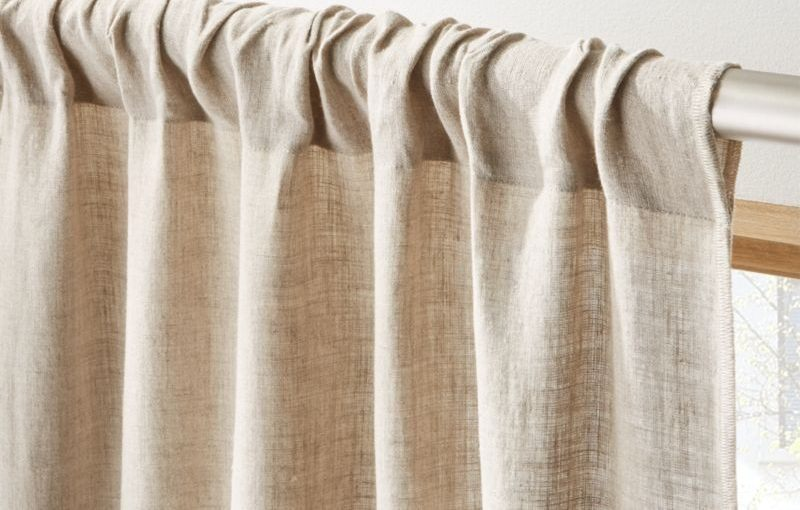 A Few Things To Know About Linen Curtains